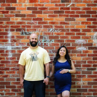 Amanda and Neil Maternity, Richmond Green Park, Richmond Hill.