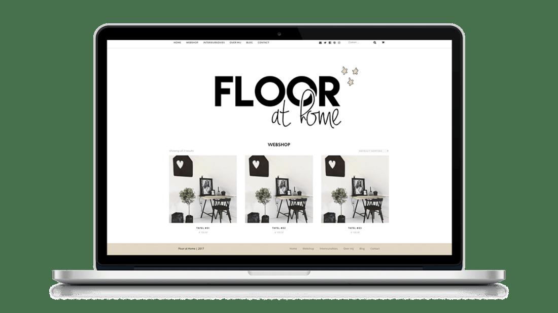 Website Floor At Home door Studio Solveig