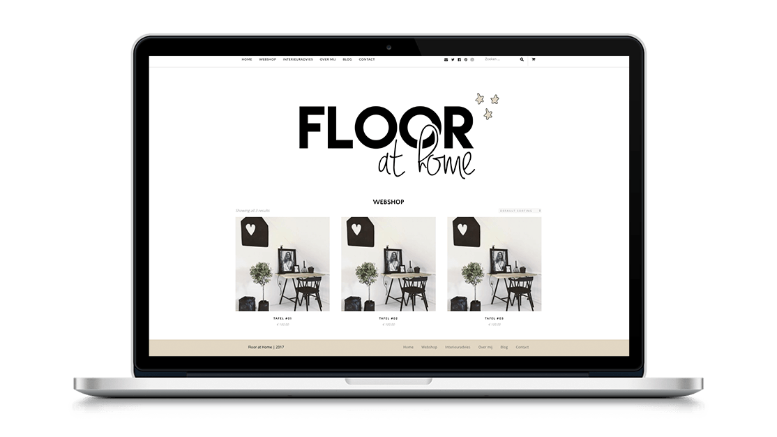 Website Floor At Home door Studio Solveig