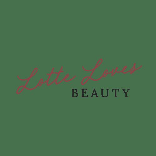 logo Lotte Loves Beauty door Studio Solveig