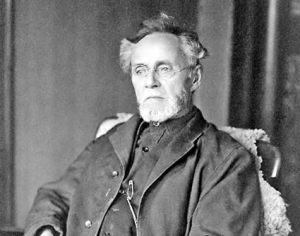 Andrew Taylor Still, fondatore dell'Osteopatia