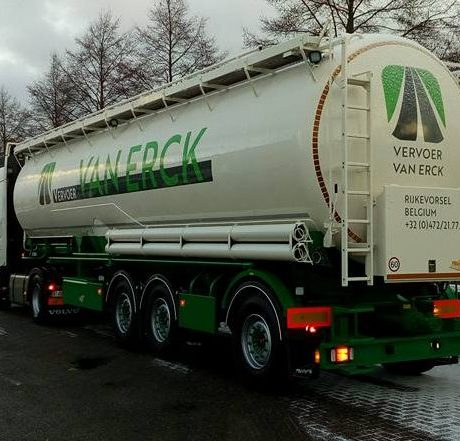 bestickering bulkwagen