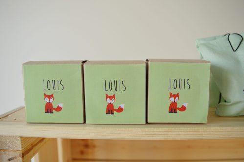 Doopsuikerdoosje Louis