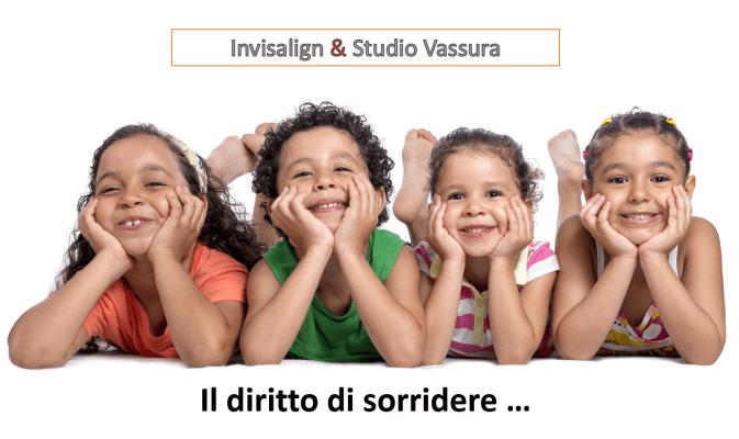 Sorridere è un diritto: Invisalign e Studio Vassura
