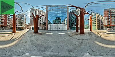 Virtuele wandelingen in Antwerpen
