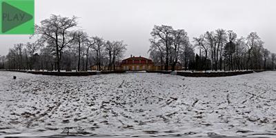 Kutno Park Wiosny Ludów - Pałac Gierałty