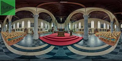 Sint Vedastus Vlamertinge