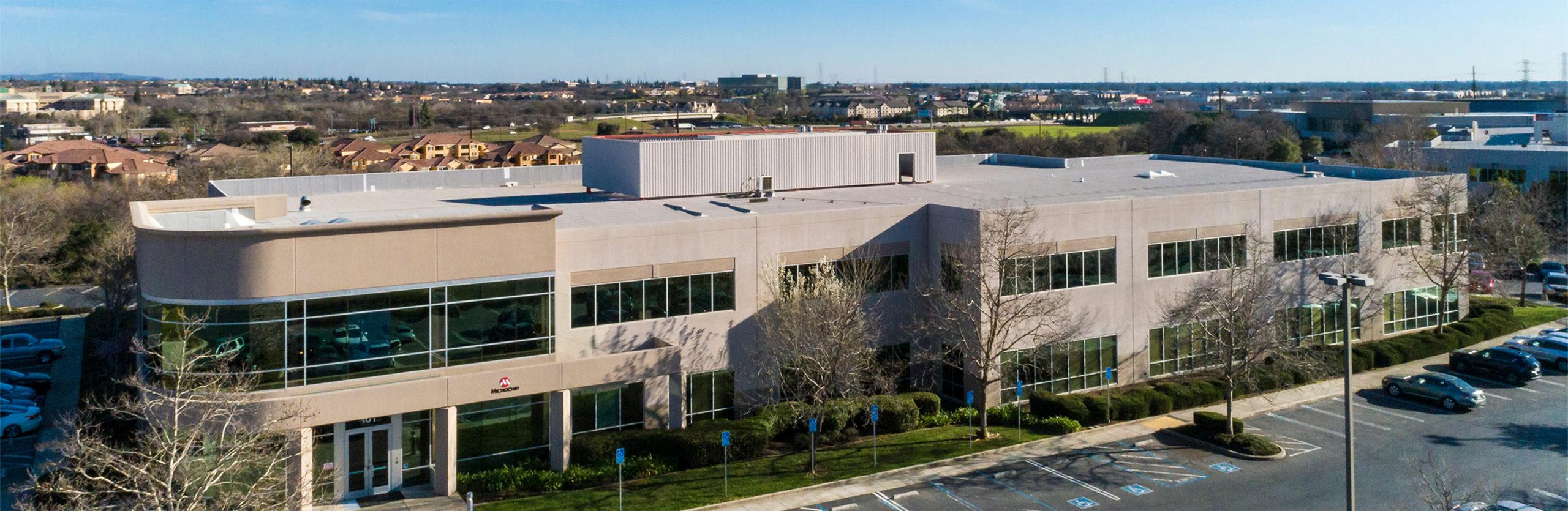 The Studio Coworking - Creekside Roseville - Location - Building Exterior