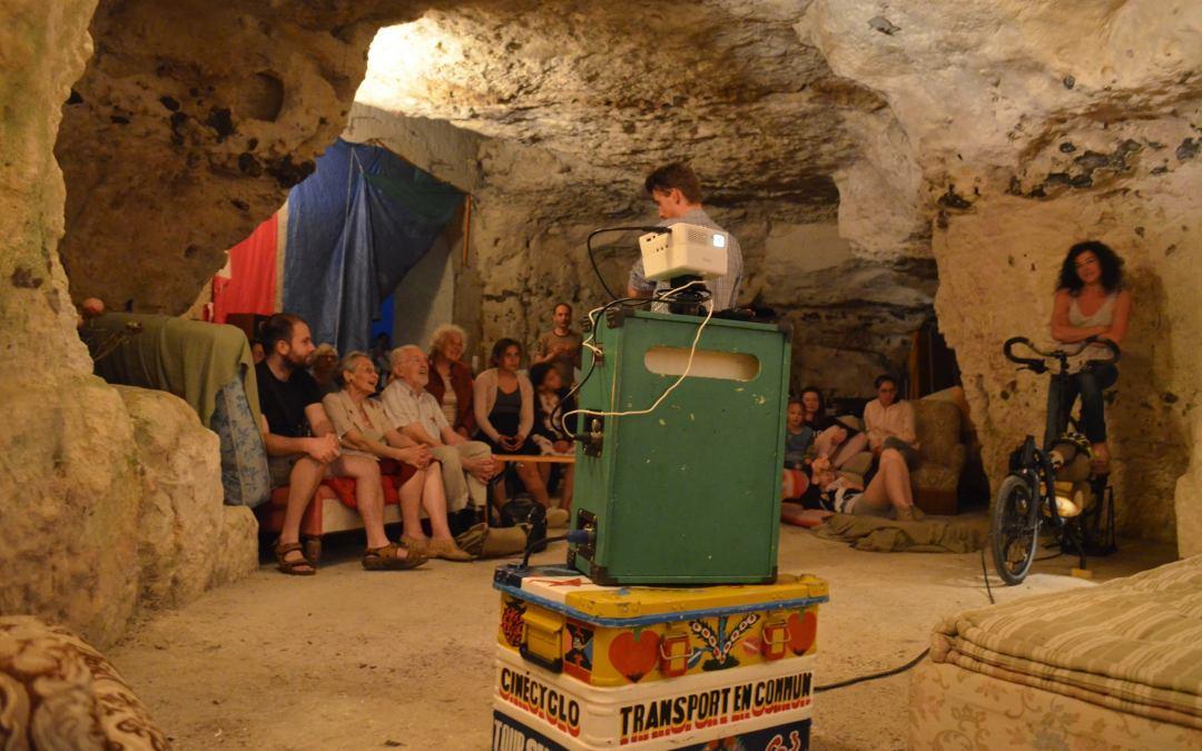 Feuilles vives #9 – Ô32 et Cinécyclo, la culture en milieu rural par l'économie solidaire et l'itinérance