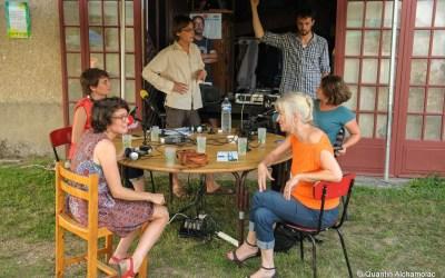 Feuilles vives en campagne ! #1 – Va jouer dehors !, théâtre du Grand Orme et lieux de culture en milieu rural