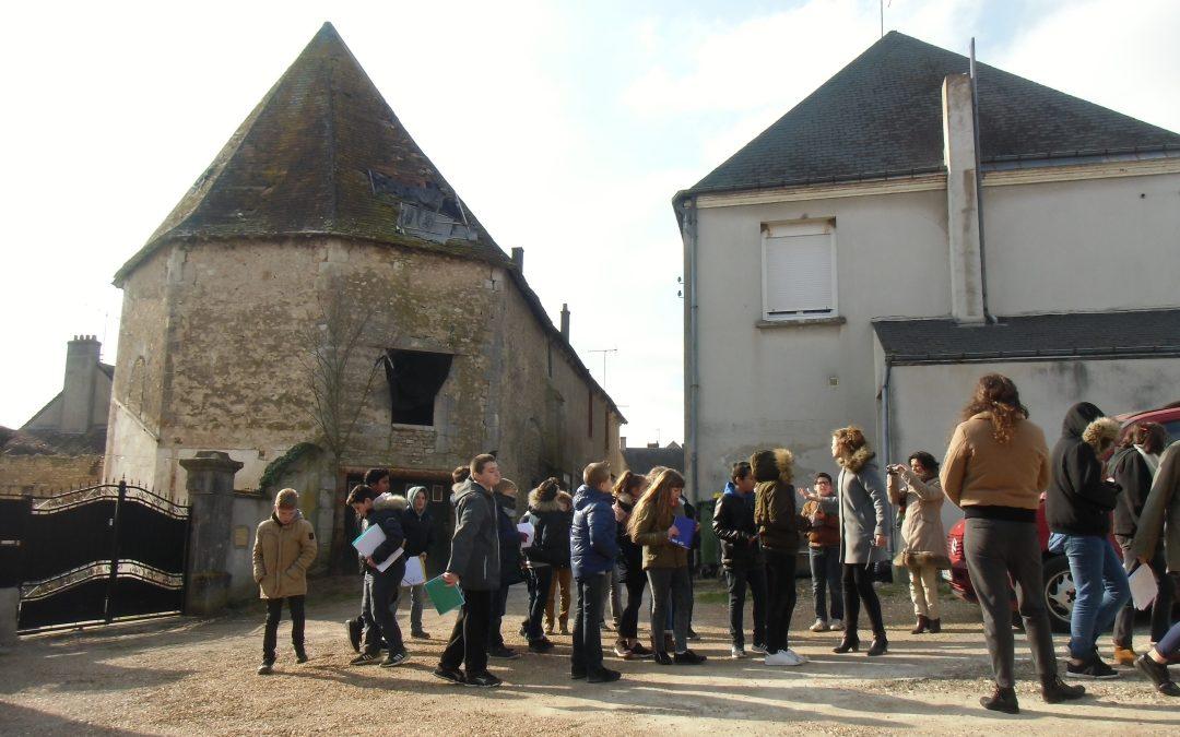 Feuilles vives #20 – Les «classes patrimoine» du collège d'Oucques : pour une éducation égalitaire et localement appliquée