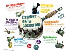 Ziveli et Le Grand Orchestre de la Casserole pour le 25 juin !
