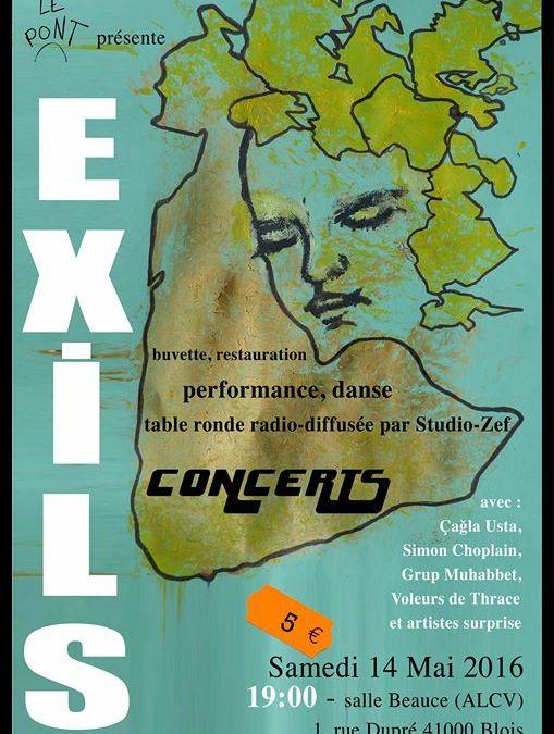 Exils et nous