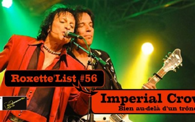 Roxette'List #56 : J.J. Holiday & Jimmie Wood / Imperials Crowns