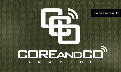 COREandCO radio S04E05 – spéciale top albums 2016