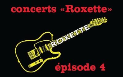 Roxette'List XXXL 2016 : part 4
