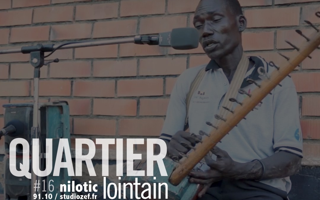 Quartier lointain – Nilotic