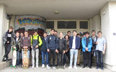 L'émission des lycéens de Kreuzlingen