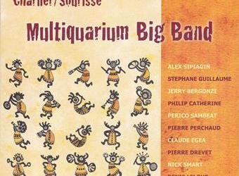 Jazzin'Cheverny 2017 – Le Multiquarium Big Band d'André Charlier et Benoît Sourisse.