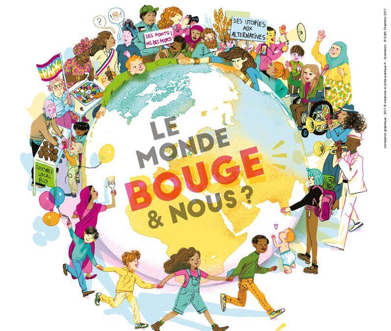 Festival des Solidarités : L'après-midi du 2 décembre au P'tit Bégon :  ludothèques et collectif slamedi
