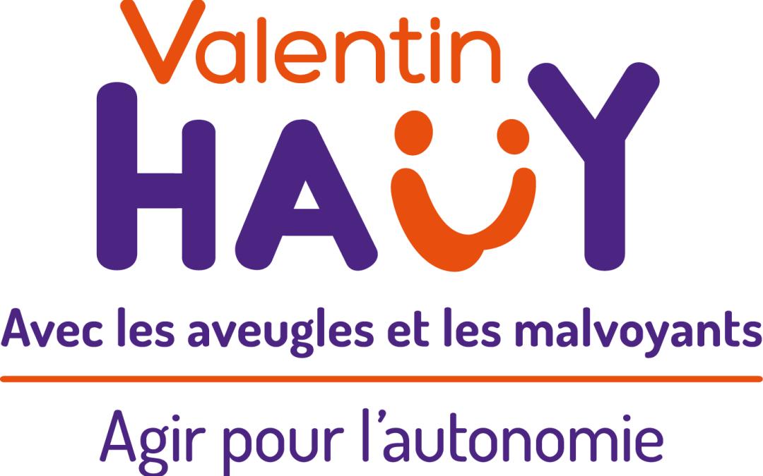 Sur la place publique : S'engager avec l'association Valentin Haüy pour les aveugles et les malvoyants