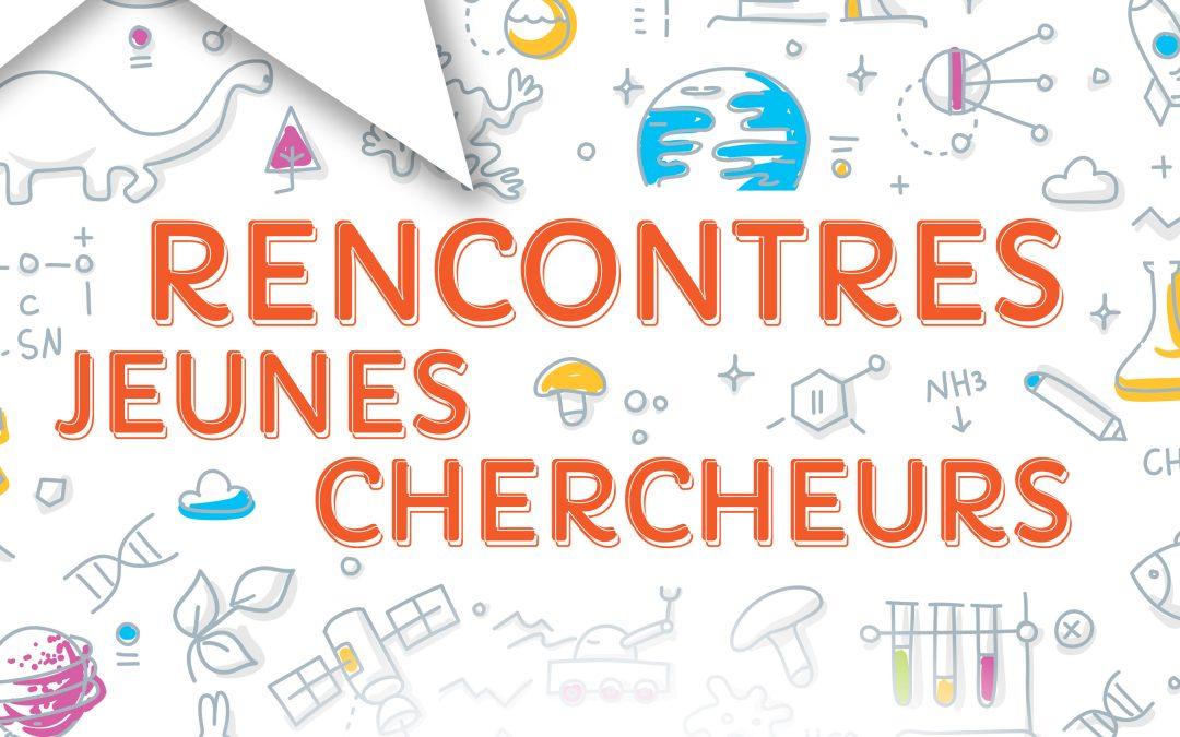 Les Rencontres Jeunes Chercheurs 2018 : Début d'émission et les robots magiciens d'A. Thierry
