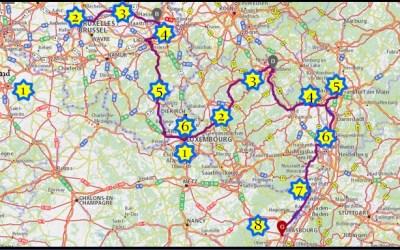 EuroVéloCit #8 : Dernier direct sur la route de retour