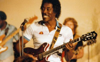 Podcast #28 The first time I met the blues – Buddy Guy