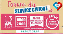 Forum Service Civique #2 Parole de Jeunes