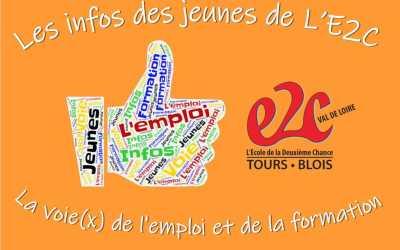 Le Rallye de l'emploi, vu par les stagiaires de l'E2C de Blois