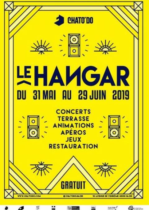 KESKISPASS – Le Hangar x Chato'do – 27/05