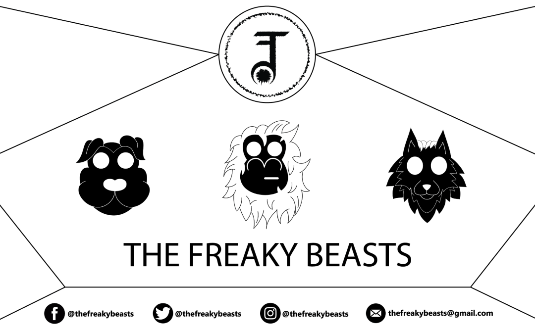 KESKISPASS ce week-end ?  Avec The Freaky Beasts – 14/06.