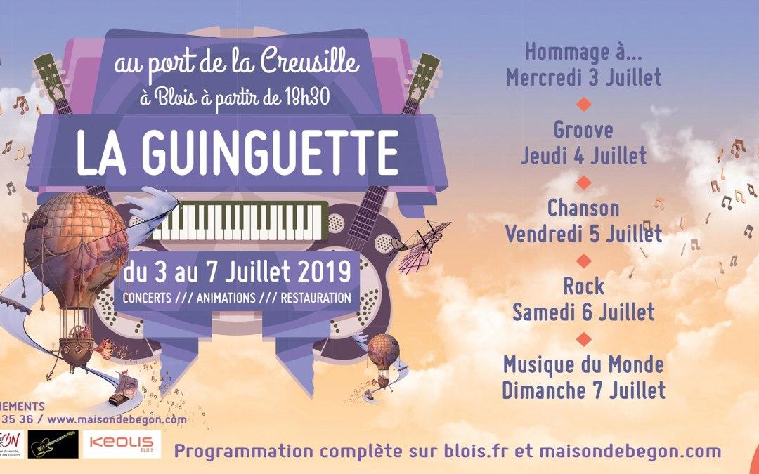 Studio ZEF en direct de la Guinguette – Dimanche.