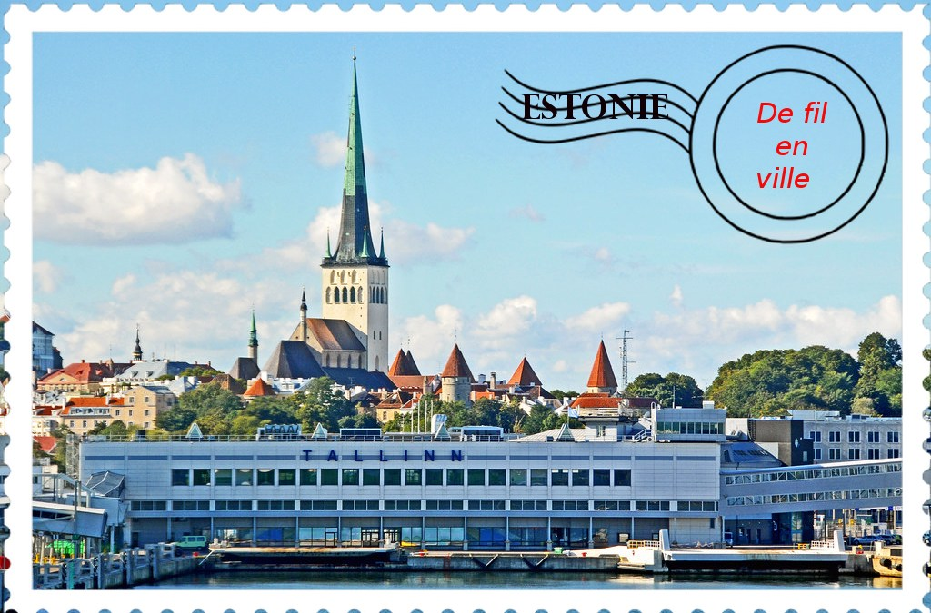 De fil en ville : Estonie !