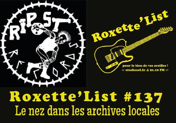La Roxette'List #137 : le nez dans les archives locales…