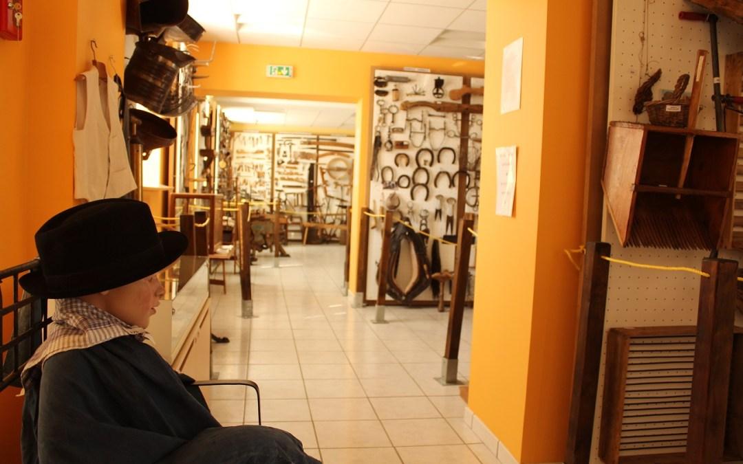 Le Musée des outils anciens et des arts populaires des Montils