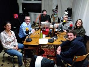 L'équipe de De Bouches à oreilles lundi 13 janvier 2020