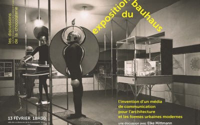 La discussion de février – Les expositions du Bauhaus
