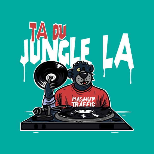 – Mix Station – 100% Jungle By Handymix – Intro/Outro «Human Traffic»