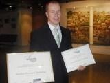 Cardinia Business Awards Robb