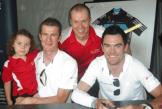 Emily & Robb Michael Rogers & Chris Sutton photo - Copy
