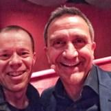 Scott Harris & Robb Selfie - Oct 2017