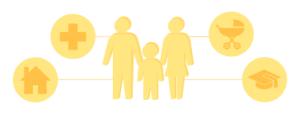 misure a sostegno delle famiglie 2017