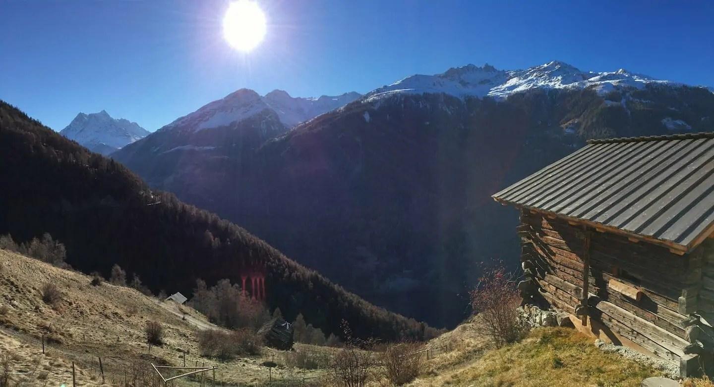 Maisensaess Val d Herens Wallis