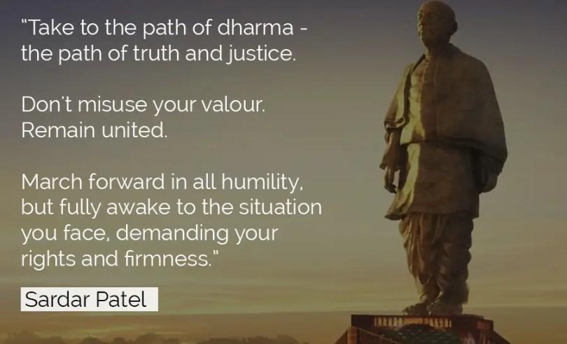 Sardar-Vallabhbhai Patel-Quotes-9