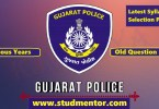 Police Inspector (PI) Latest Syllabus and Previous Year Question Paper with Solutions 2020