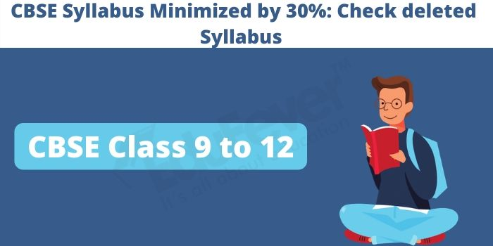 CBSE-Syllabus-Minimized Deleted 30 %