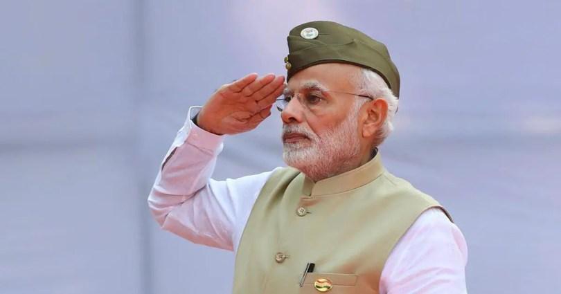 Modi like Netaji 2021