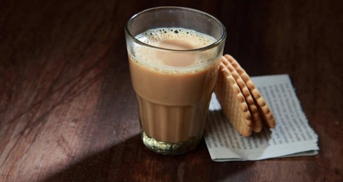 tea in navodaya vidyalaya