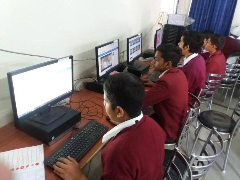 What is Computer Teacher in Academic